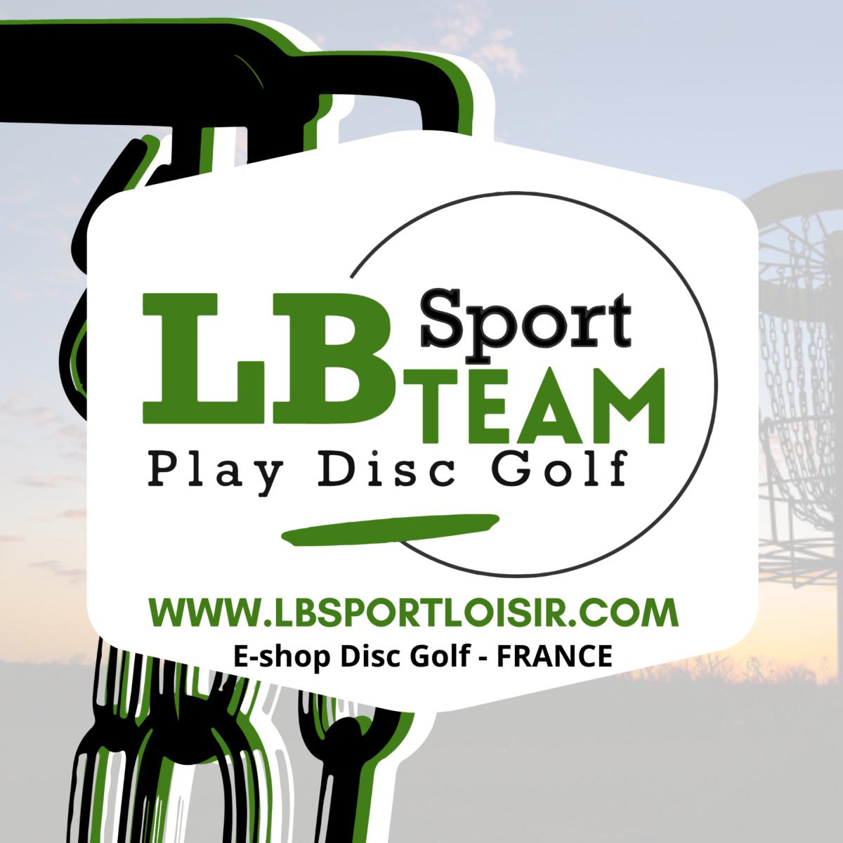 La TEAM LB Sport PLAY DISC GOLF est née !